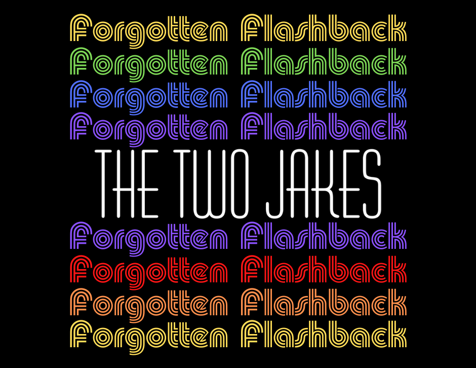 The Two Jakes - Chinatown - Forgotten Cinema Podcast