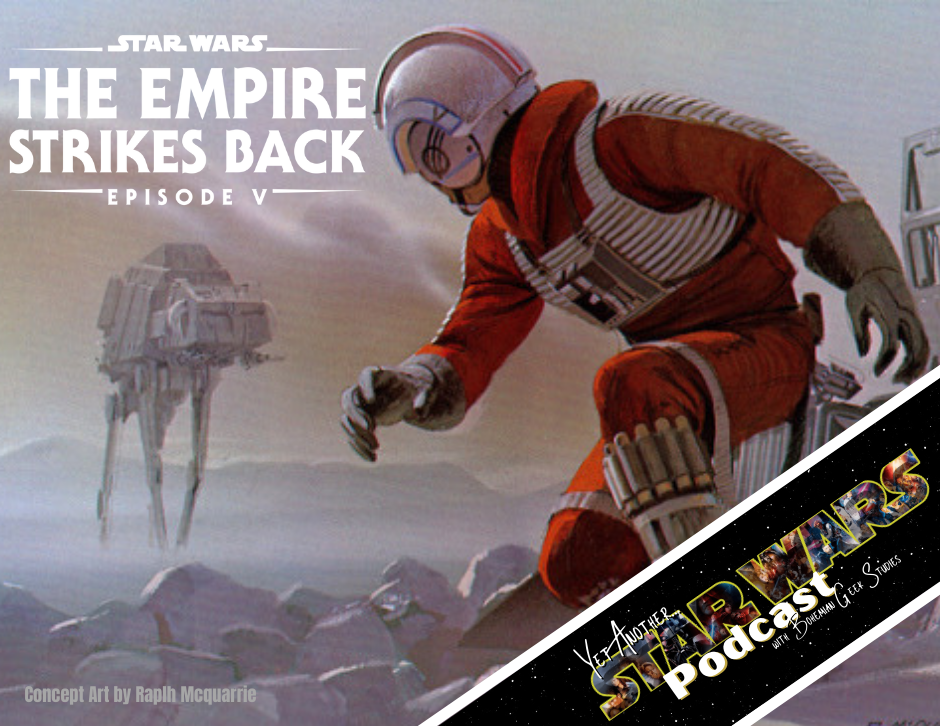 Yet Another Star Wars Podcast - The Empire Strikes Back