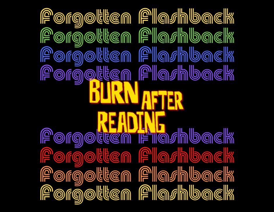 Burn After Reading - Forgotten Cinema Podcast