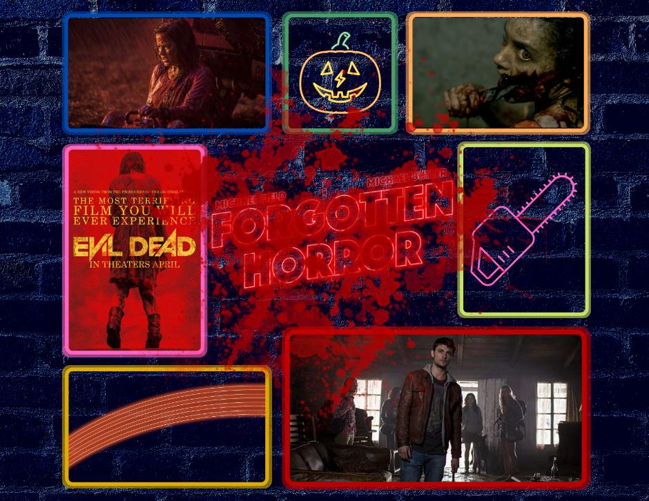 Evil Dead (2013) - Forgotten Cinema Podcast