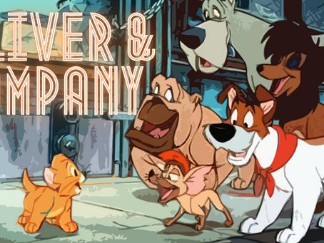Forgotten Cinema: Oliver & Company
