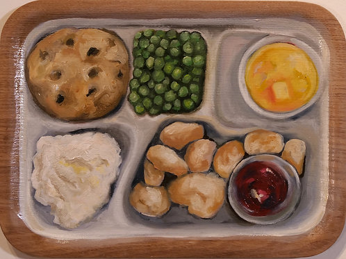 TV Lunch Tray