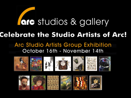 Upcoming Arc Studio Artist's Talk!