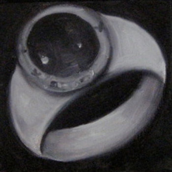 Class Ring Painting