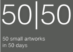 50 Paintings in 50 Days!