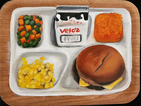 Velda School Lunch