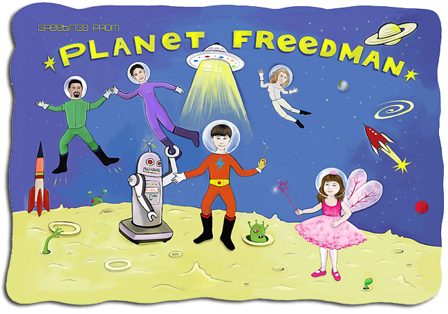 Planet Freedman