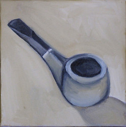 Dad's pipe