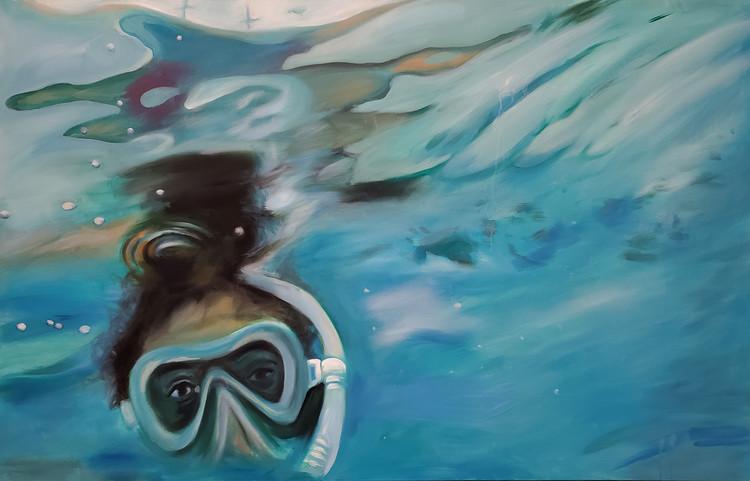 Anjeli-Underwater