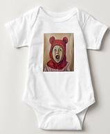 baby scream onesie