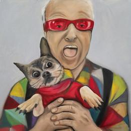 Bruce and Yoko