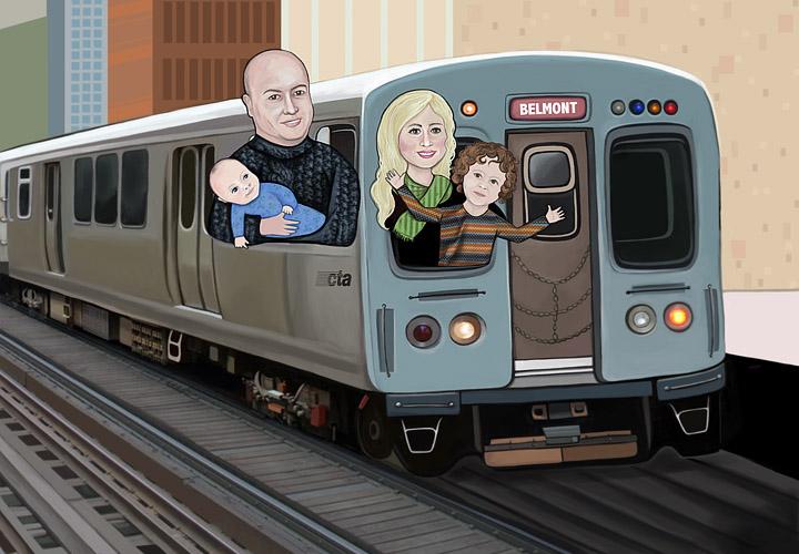 Train Family
