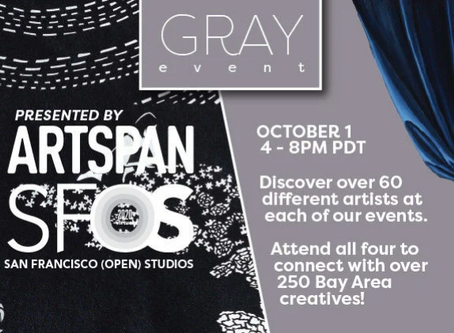 Get ready for Virtual Open Studios!