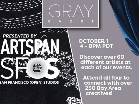 Get ready for Virtual Open Studios!