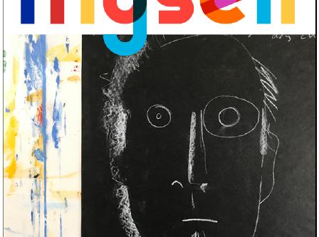 Me to Myself: Self Portrait Collage chosen for O'Hanlon's online exhibition