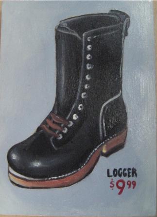 Logger Boot