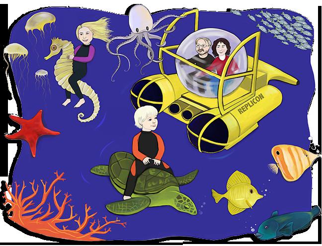 Undersea Family