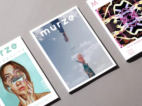 Murze Magazine Issue 5: Climate Change