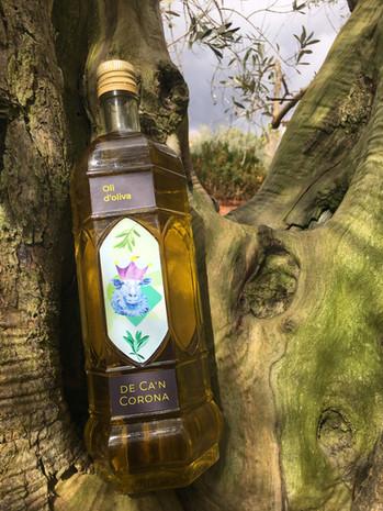 Oli d'oliva de Ca'n Corona