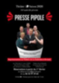 AFFICHE THEATRE Presse Pipole.JPG