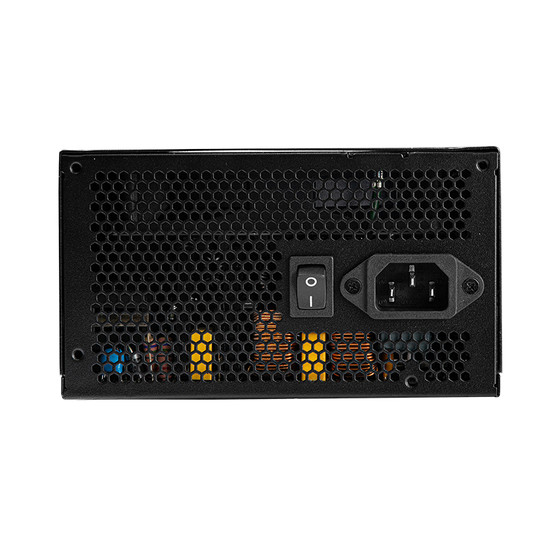 Chieftronic PowerUp (GPX-xxxFC) Rear View