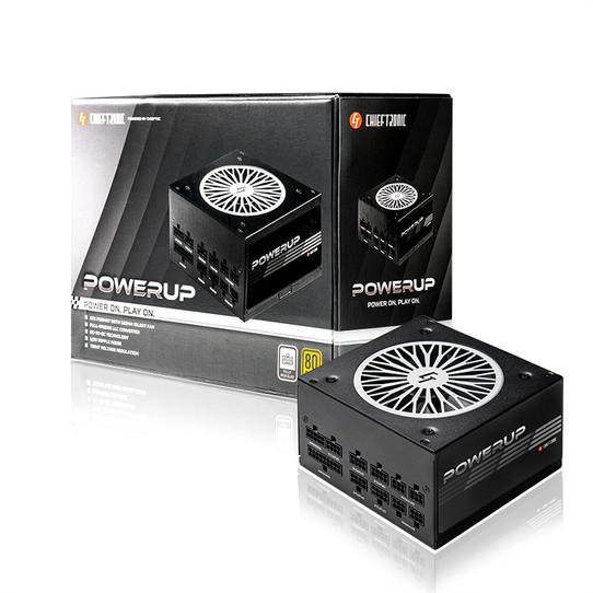 Chieftronic PowerUp (GPX-xxxFC) Retail Packing