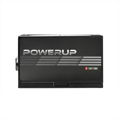 Chieftronic PowerUp (GPX-xxxFC) Side View