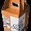 Thumbnail: PACK MIX 4 sabores (Mézclalos como quieras), 4 frascos de 150gr