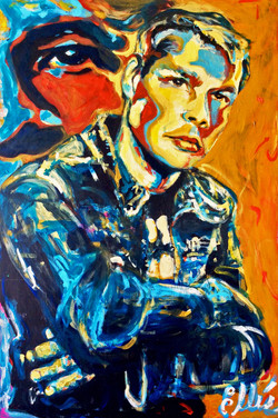 Portrait of Shepard Fairey