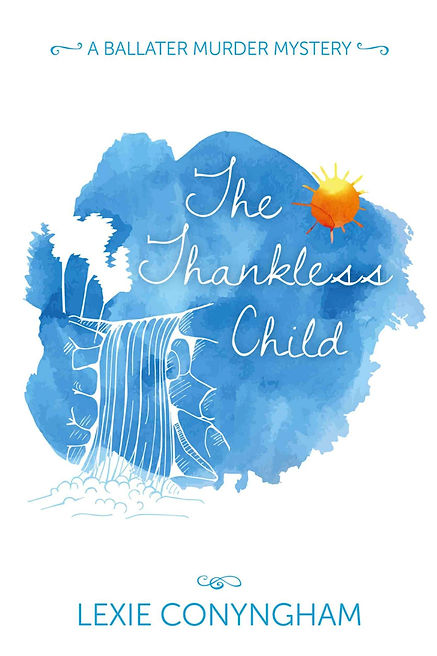 The Thankless Child cover