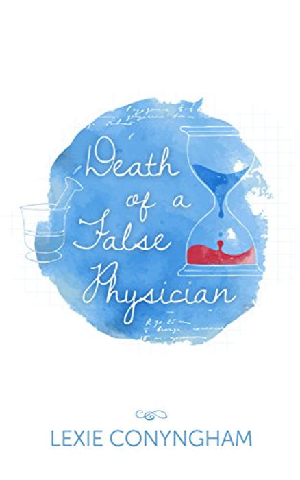 Death of a False Physician cover