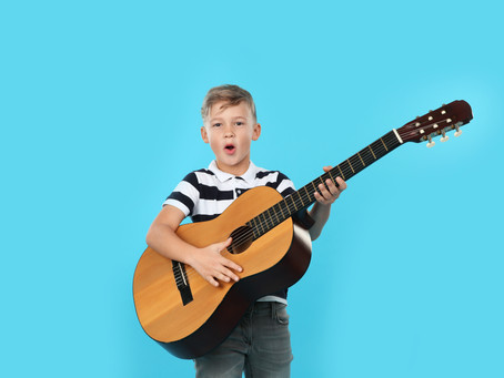 Choosing The Best Guitar For A Child in 2020