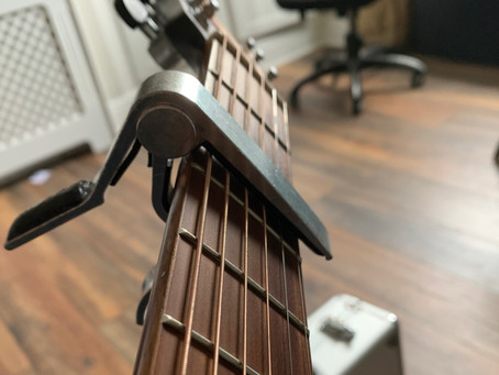 Why using a capo is great for beginners