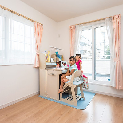 子供部屋/Child Room