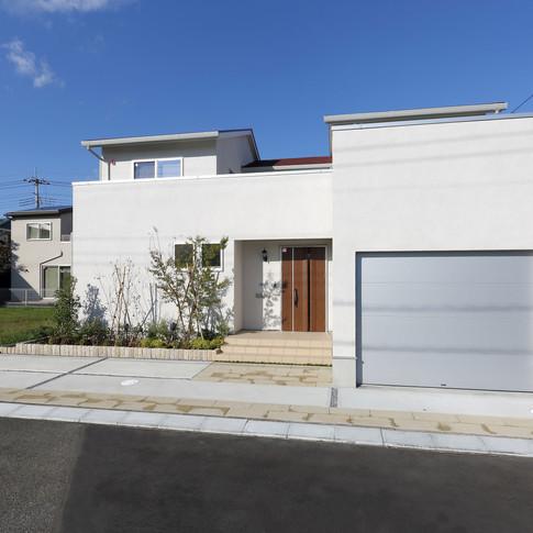 千葉県佐倉市|N House