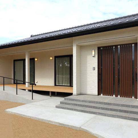佐倉市井野|M House