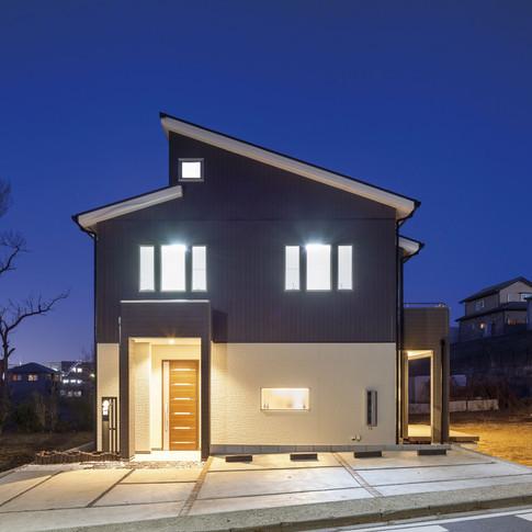 印旛郡酒々井町|S House