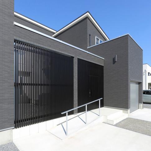 千葉県 I House
