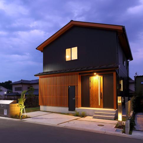 茨城県竜ケ崎市 S House