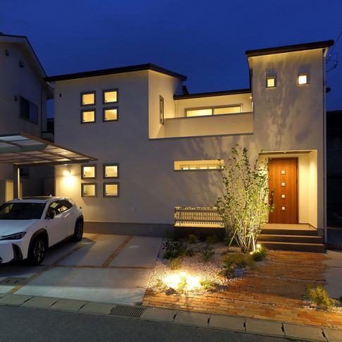 佐倉市 O House