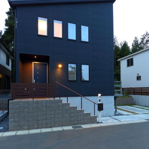 成田市江弁須  S House