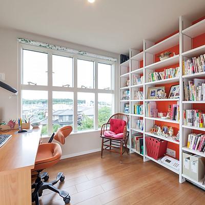 書斎/Study Room