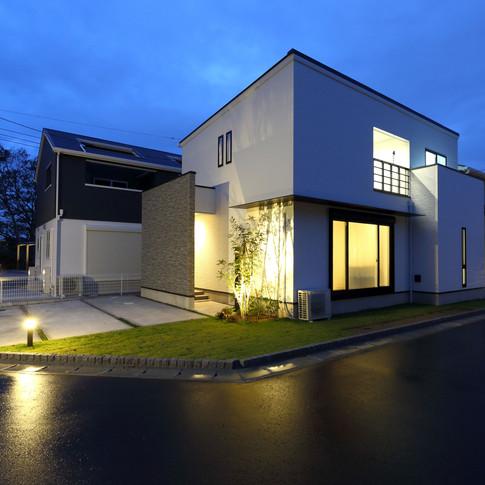 成田市江弁須 M House