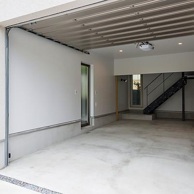 ガレージ/Built-in Garage