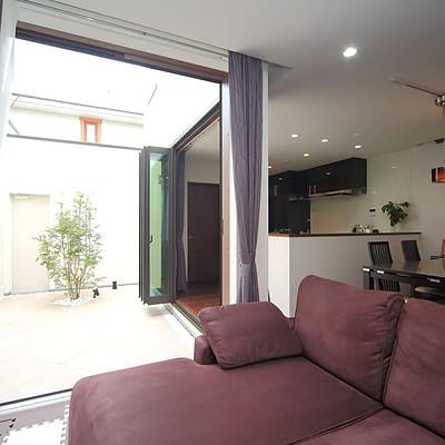リビング/Living room