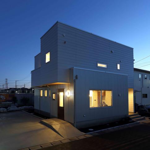 佐倉市 Fu House