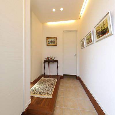 玄関 ホール/Entrance Hall
