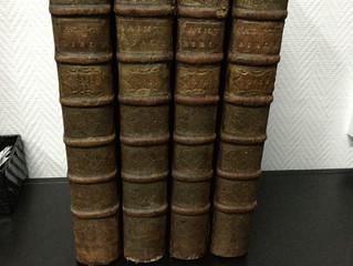 Un des plus grands classiques du XVIIIème siècle  : la Bible de Sacy