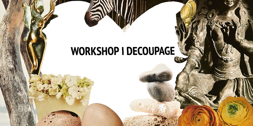 Workshop i decoupage MARTS