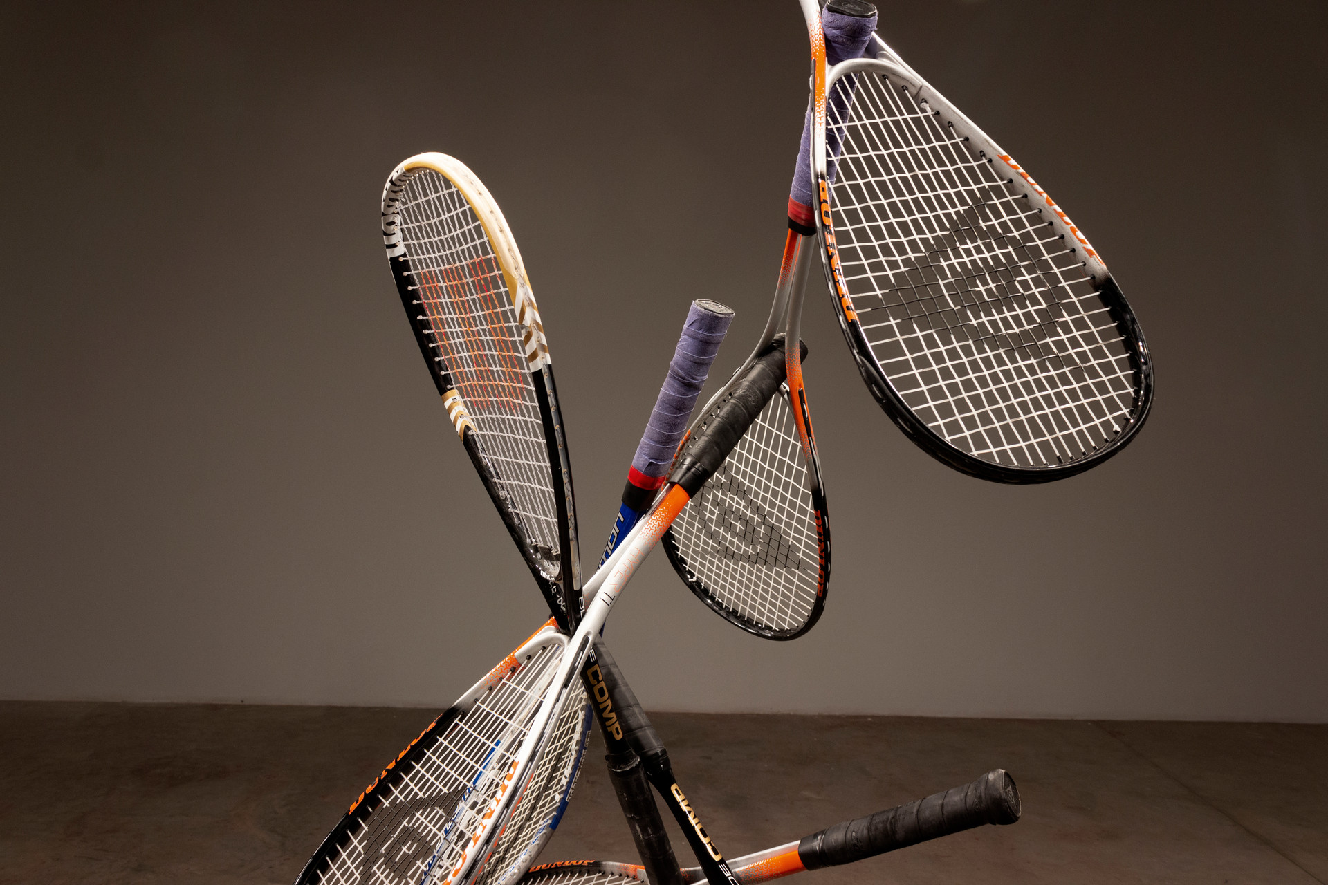 Racket II (detail)